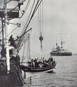 Life on Board a Pre Dreadnought Battleship