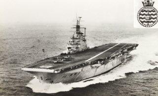 HMS BULWARK R08 - ShipSpotting.com - Ship Photos and Ship Tracker