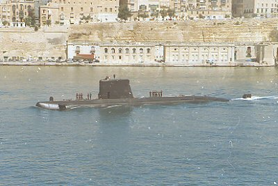 Submarinos Espanhóis com problemas!